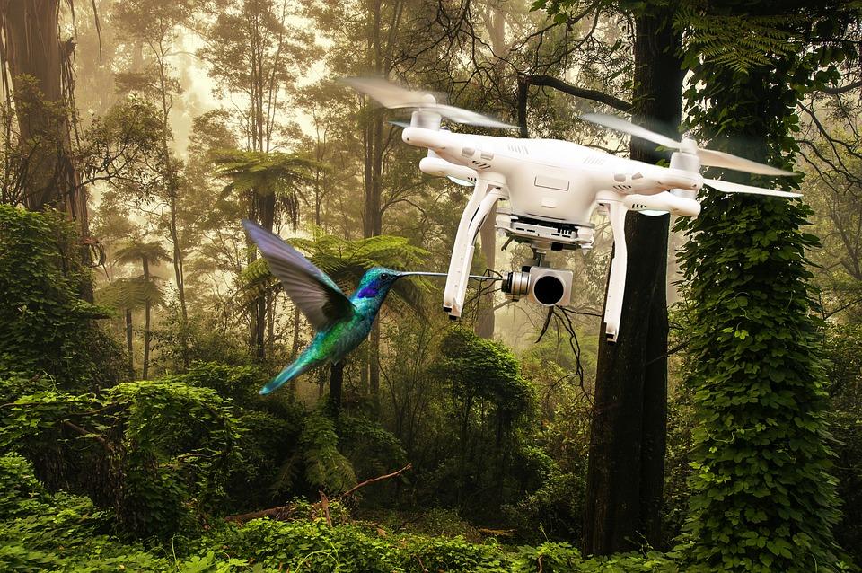 Drone ile Özel Havadan Çekimler Fark Yaratmanıza Yardımcı Oluyor