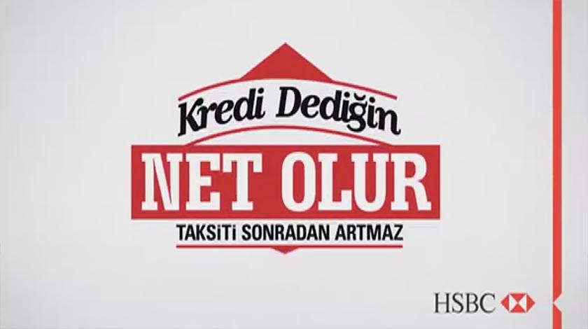 HSBC - KREDİ NET