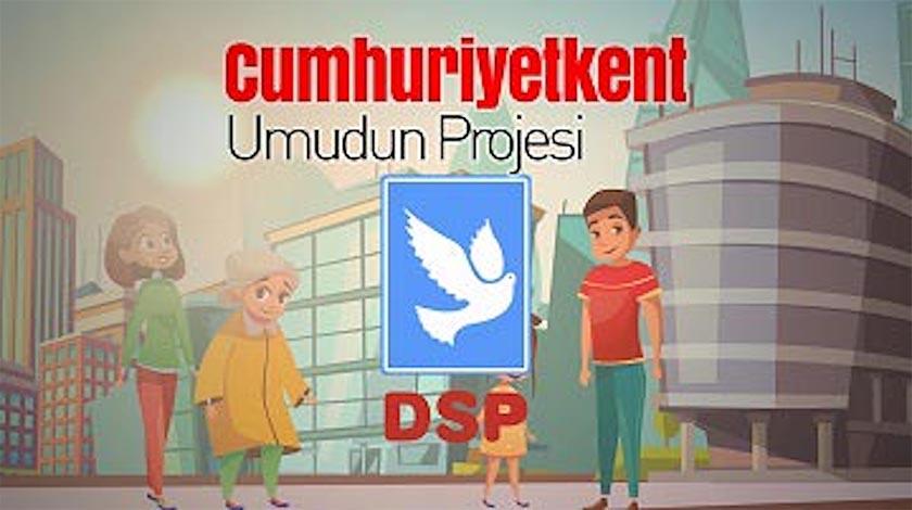 DSP İNFOGRAFİK ANİMASYON